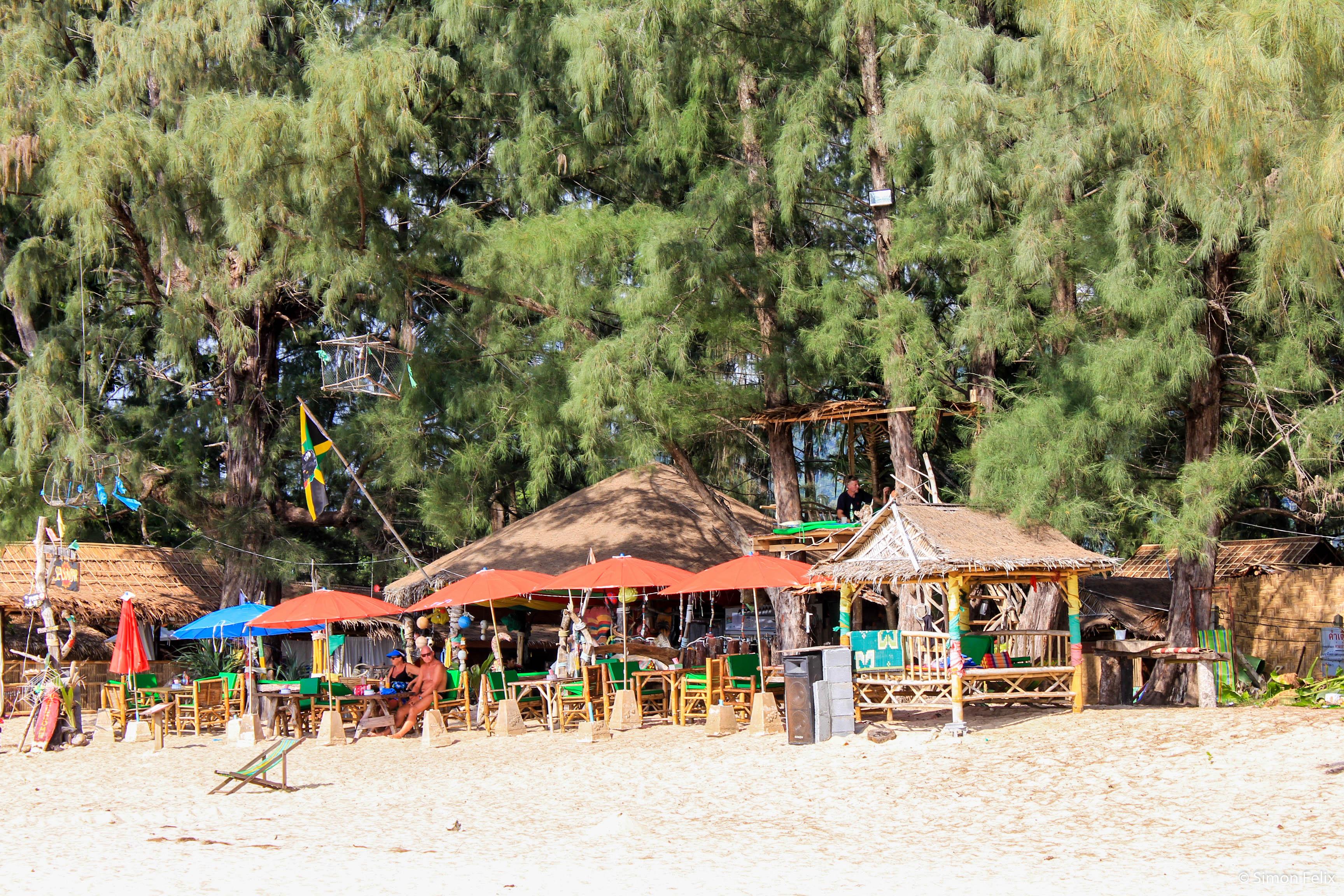 Koh Lanta Beach Restaurant